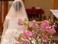結婚へ至る、不思議な導き